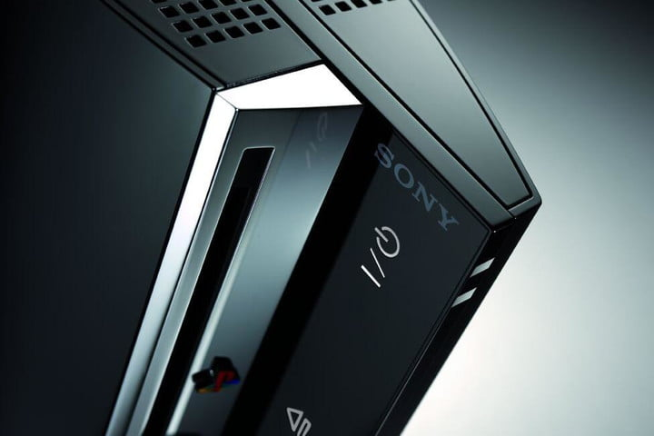 PS3 console.