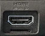 HDMI Port.