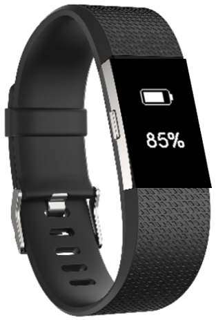 Fitbit Charge 2 Battery icon