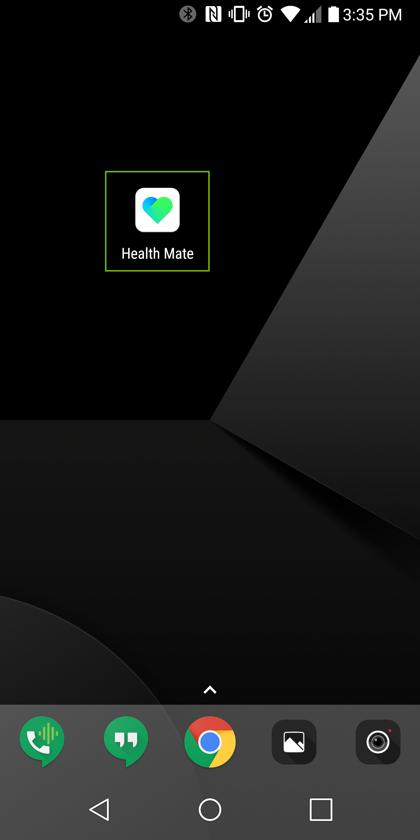 Health Mate Icon