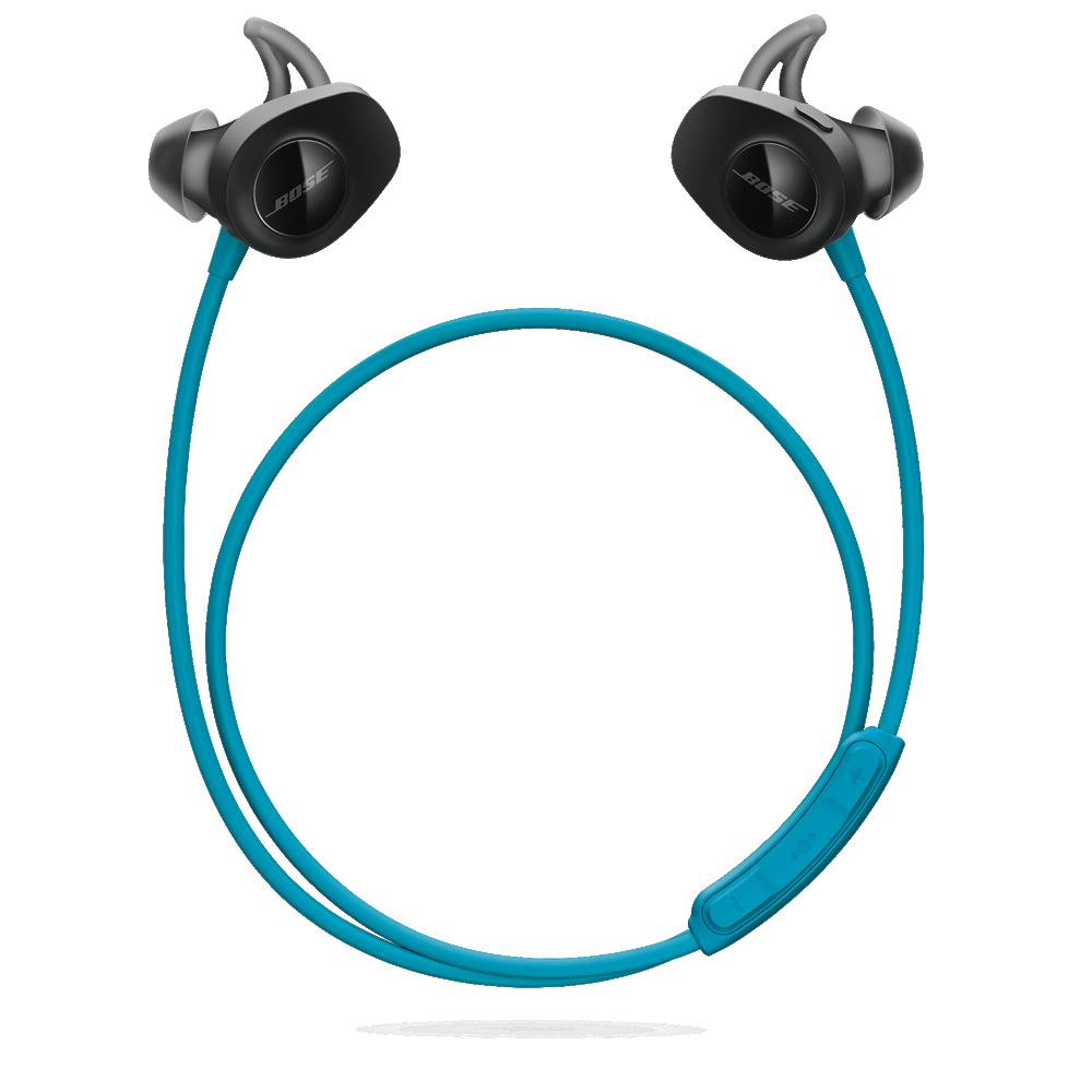 Bose SoundSport headset.