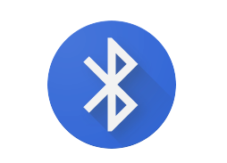 Bluetooth icon.