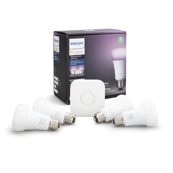Philips Hue Smart Lighting Solution