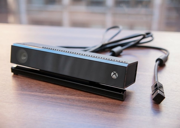 Xbox Kinect device.