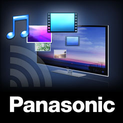 Panasonic TV Remote 2 app icon.