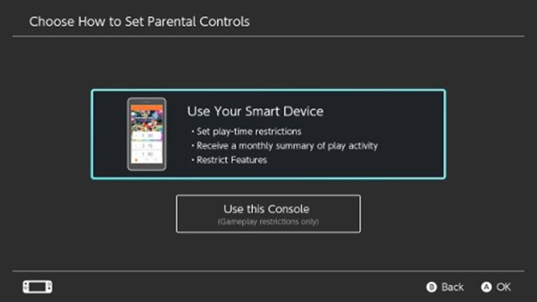 Using your smart device