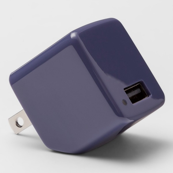 Heyday USB Wall Charger.