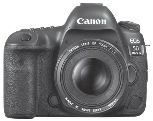 Canon EOS 5 D Mark 4 camera