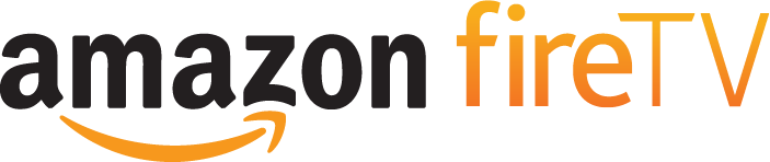Amazon Fire TV logo.