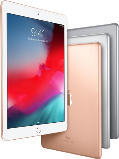 Various iPads