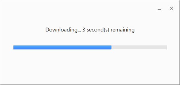 Google Drive Installing.