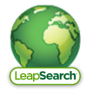 LeapFrog LeapSearch icon.
