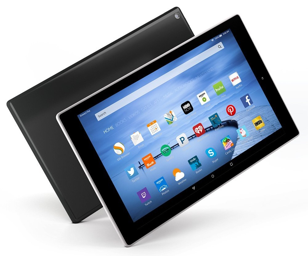 How To Keep An Amazon Fire Hd Tablet Secure Support Com