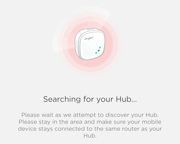 Search for hub.