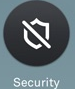 Nest security button