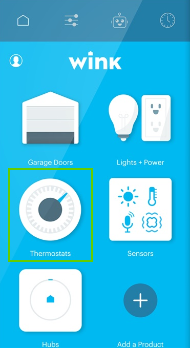 Selecting Thermostats