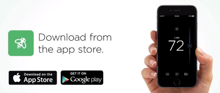 Ecobee mobile app platforms