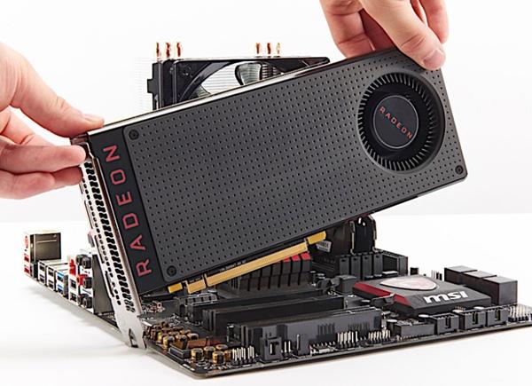 AMD video card