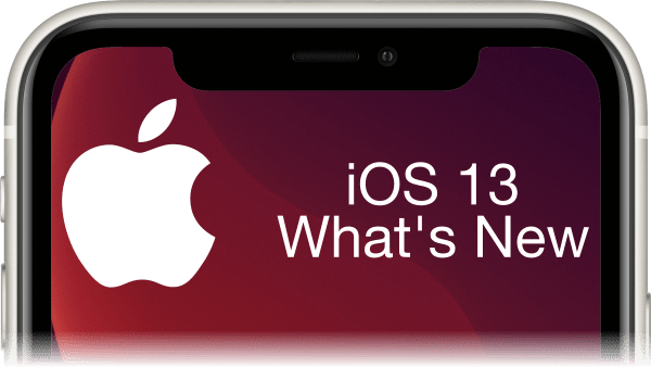 What's New in iOS 13