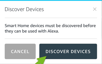 Discovering devices