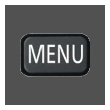 Menu button on rmeote control