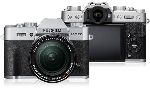 Fujifilm X-T120 Camera