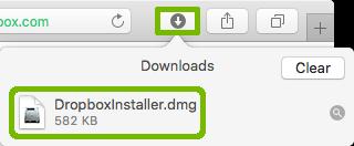 Open downloaded installer.