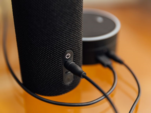 Amazon echo using the 3.5mm jack
