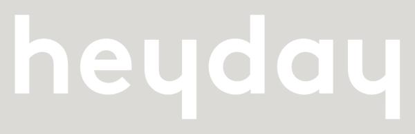 Heyday Logo.
