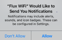 Notifications Prompt