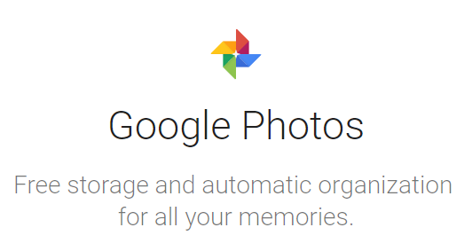 Google Photos ad