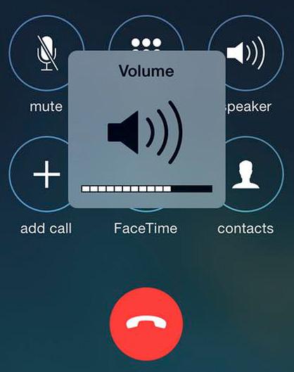 iOS ringer settings