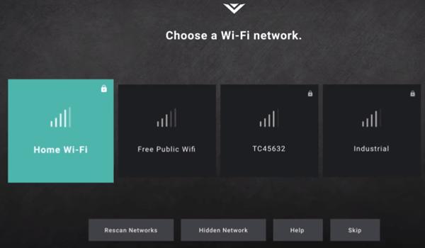 Choosing home wifi