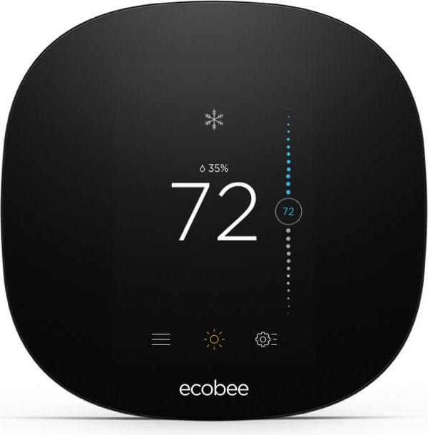 ecobee Smart Thermostat.