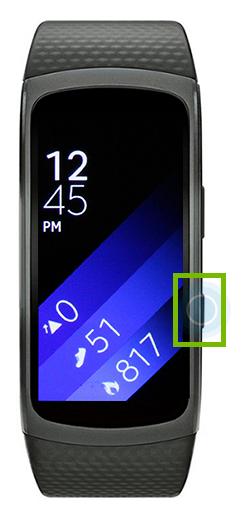 smartwatch home button