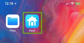 Mobile app icon