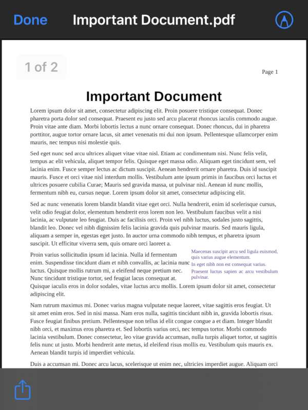 Preview showing PDF document.