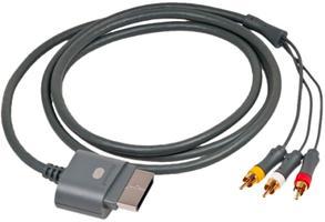 Xbox 360 AV cable.