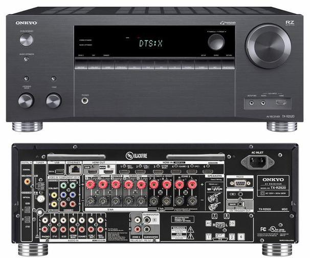 example receiver
