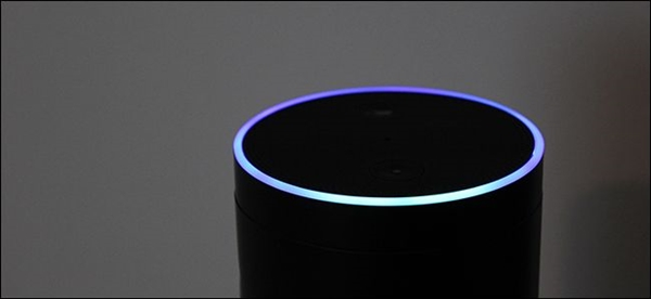 Amazon Alexa device.
