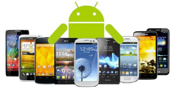 Android smartphones.