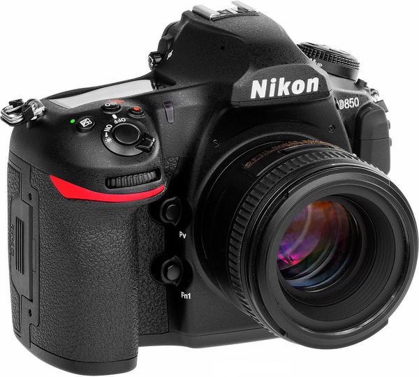 Nikon D850.