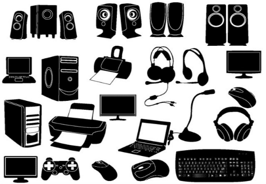Variety of PC peripherals