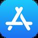 Apple App Store.