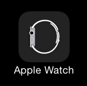 Apple Watch App icon.