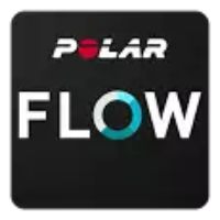 Polar flow app icon