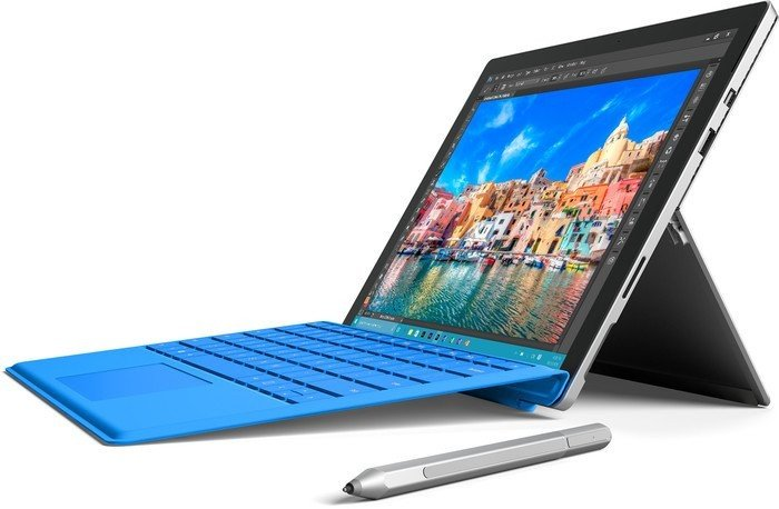Microsoft Surface Pro tablet.