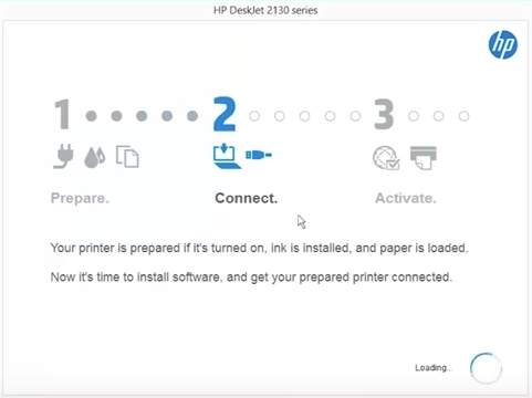 Example of printer installer.