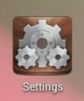 Android Settings icon.