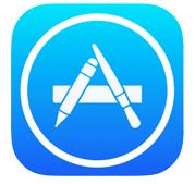 iOS App Store icon.
